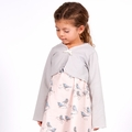 Go Gently Baby Organic Shrug in Pumice