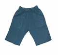 Go Gently Baby Boys Organic Surfer Short In Oasis