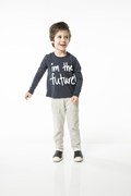 Joah Love Berkeley Future Tee in Marine