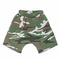 Joah Love Brenden Camo Shorts in Ash