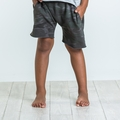 Joah Love Brenden Camo Shorts in Titanium - <b>Sold out</b>
