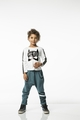 Joah Love Bruce Hero Tee in White <b>Sizes 6 & 10 left</B>