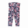 Joah Love Capri Triangle Print Leggings