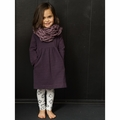Joah Love Emily Dress in Dark Plum