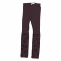 Joah Love Haley Diamonds Leg Warmers in Dark Plum - <B>Last One Size 10Y</b>
