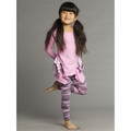 Joah Love Kira Camo Dress in Petunia - <B>Last one size 12 years</B>