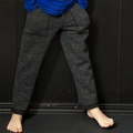 Joah Love Len Pant in Charcoal - <b>Sold Out</b>