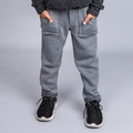 Joah Love Len Pant in Heather Grey