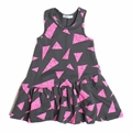 Joah Love Leona Triangle Dress - <b>Last one size 10Y</b>