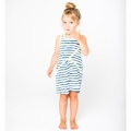 Joah Love Naomi Dress in Cobalt Stripe