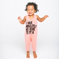 Joah Love No Desire to Fit In Baby Romper in Malibu <b>Last One size 12-18m</b>
