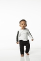 Joah Love Ryu Marble Pant in Black - <b>Sold Out</B>
