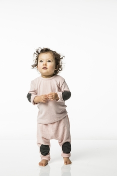 Joah Love River Set in Pinky - <B>Size 3m left</B>