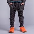 Joah Love Ryder Stripe Pant in Titanium - <b>sold out</b>
