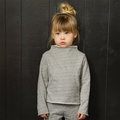 Joah Love Smith Unisex Sweatshirt in Heather Gray - <B>Size 12Y left</B>