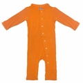 Kickee Pants Print Coverall in Sunset - <B>Size 3-6</B>