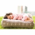 Kickee Pants Bamboo Coverall in Lotus - <B>Sizes 12-18M left</B>