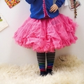 Mim Pi Abundant Pink Pettiskirt - <b>Sizes 8 & 9 left</b>