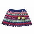 Mim Pi Urban Ethnic Zig Zag Sweater Skirt - <b>Sold Out</B>