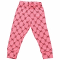 Nununu All Over Skull Leggings in Neon Pink - <B>Last one size 12Y/14Y</B>