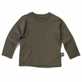 Nununu Circle Glove Shirt in Olive <B>Size 3/4 T left</b>