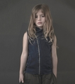 Nununu Denim French Terry Vest