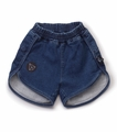 Nununu Denim Gym Shorts