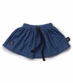 Nununu Denim Skirt  - <B>Last One 12/14Y</B>