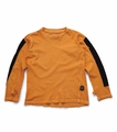 Nununu Glove Patch T-shirt in Dyed Tangerine