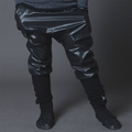 Nununu Nylon Donkey Pants in Black - <B>Last one 6Y/7Y</B>