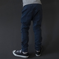 Nununu Riding Sweatpants in Denim - <B>Last one sizes 8Y/9Y & 12Y/14Y</B>