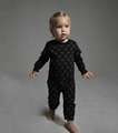 Nununu Skulls Playsuit in Black - <B>Sold Out</B>