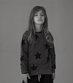 Nununu Star Pullover in Charcoal - <B>Size 8Y/9Y left</B>
