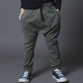 Nununu Woven Baggy Pants in Olive - <B>Last one sizes 10Y/11Y & 12Y/14Y</B>