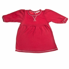 PAIGELAUREN Classic Long Sleeve Dress in Sunset - <B>Last one size 4T</B>