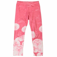 Paper Wings Dandelions Pink Legging - <B>Size 2 left</B>