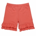 Persnickety Marley Shortie in Orange - <B>Sold Out</B>