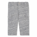 Petit Bateau Baby Boy Mottled Jersey Pant - <B>Sold Out</B>