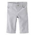Petit Bateau Baby Boy Tennis Striped Pants in Gray - <b>Sold Out</b>