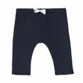 Petit Bateau Baby Pants in Navy - <B>Last one Size 18m left</B>