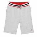 Petit Bateau Big Boy Grey Heavy Fleece Shorts - <B> Sold Out</B>