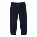 Petit Bateau Boy Sweatpants in Navy