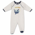 Petit Bateau Dragon footie - <B>Sold Out</B>