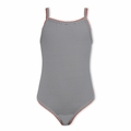 Petit Bateau Iconic Millerais Stripe Girls Onepiece Swimsuit - <B>Sold Out</B>