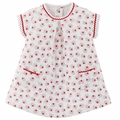 Petit Bateau Tube Knit Floral Dress - <B>Last One Size 3m left</B>