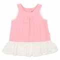Rabbit Moon Azalea Pink Sleeveless Top - <B>Last one size 4T</B>