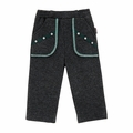 Rabbit Moon Soho Melange Fleece Pants - last one size 2T!