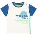 Rabbit Moon White Where To Go Tee