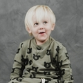 Rylee and Cru Black Bear Sweatshirt - <b>Sizes 4Y & 5Y left</b>
