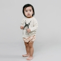 Rylee and Cru Deer Longsleeve Tee - <B>Sold Out</B>